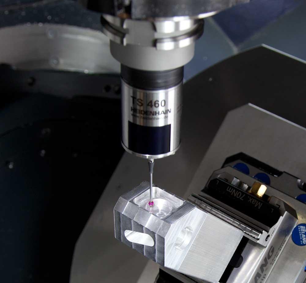 Work piece measurement and datum setting