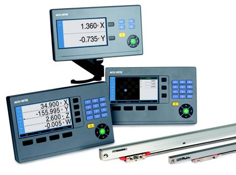 ACU-Rite DRO digital readout uk distributor